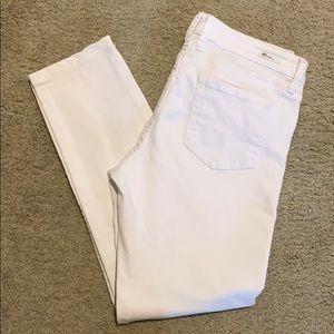 Kut white jeans - Diana skinny style